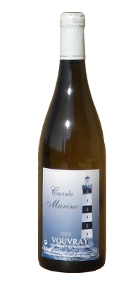 Vouvray tranquille moelleux cuvée Marine