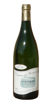Vouvray tranquille demi-sec