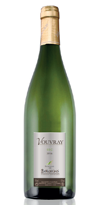 Vouvray tranquille sec